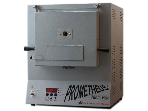The Prometheus Pro-7 PRG With A Bead Door For Bead Annealing, Fusing, Glass Work, Jewellery, And Metal Clays.